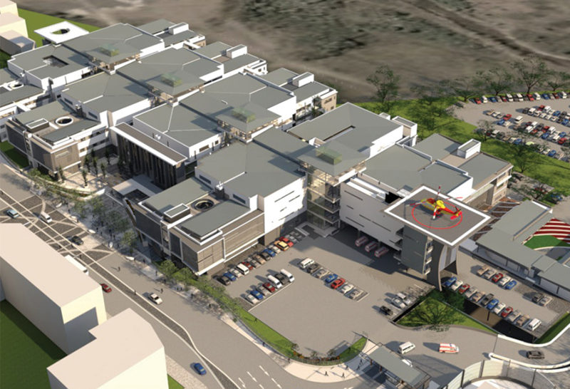 New Durban hospital will relieve pressure on other facilities